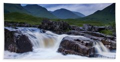 Glen Etive Beach Towel