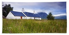 Glencoe Cottage Beach Towel