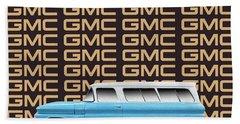 Gmc Tribute Beach Towel