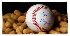 Go Royals Beach Sheet