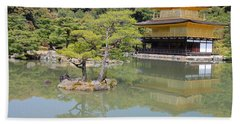 Golden Pavilion Beach Sheet