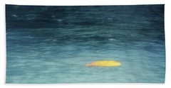 Golden Reflections Beach Towel by Melanie Lankford Photography