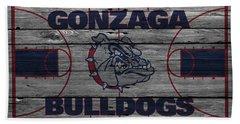 Gonzaga Bulldogs Beach Towel