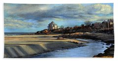 Good Harbor Beach Gloucester Beach Towel
