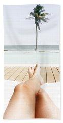 Good Life Beach Sheet