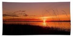 Beach Towel featuring the photograph Good Morning ... by Juergen Weiss