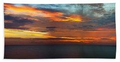 Good Morning Panama Beach Towel