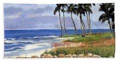 Gordons Pass Naples Florida Beach Towel