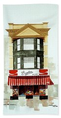 Govatos' Candy Store Beach Sheet