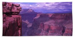 Grand Canyon, Arizona, Usa Beach Sheet by Panoramic Images