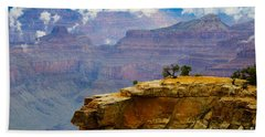 Grand Canyon Clearing Storm Beach Towel