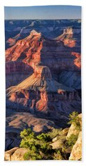 Grand Canyon National Park Sunset Ridge Beach Towel