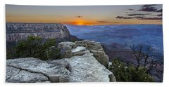 Grand Canyon  Sunset Beach Sheet