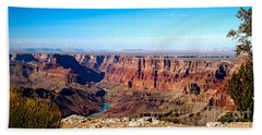 Grand Canyon Vast View Beach Towel