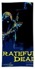 Grateful Dead - In Concert Beach Towel by Susan Carella