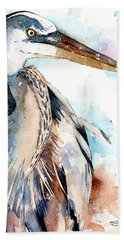 Great Blue Beach Towel