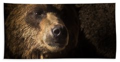 Grizzly 2 Beach Towel