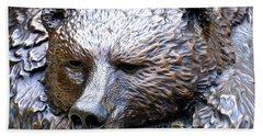 Grizzly Bear 2 Beach Sheet
