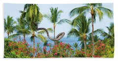 Grow Your Own Way Beach Towel