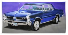 Gto 1965 Beach Towel