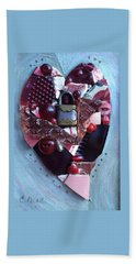 Guard Your Heart Beach Towel
