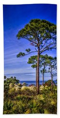 Gulf Pines Beach Towel