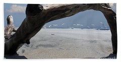 Gulls Away Beach Sheet