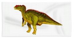 Hadrosaurus Beach Towel