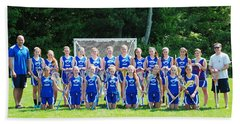 Hampton U15 Girls 2013 Beach Towel