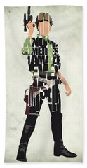 Han Solo Vol 2 - Star Wars Beach Towel