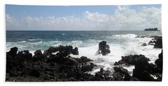 Hana Surf Beach Towel by Fred Wilson