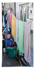 Hanging Towels Beach Towel