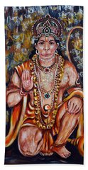 Hanuman Beach Sheet