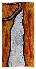 Happiness 12-012 Beach Towel by Mario Perron