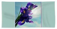 Beach Sheet featuring the photograph Happy Easter  by Marija Djedovic