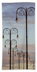 Harbor Lights Beach Sheet