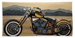 Harley Davidson Beach Sheet