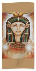 Hathor Rendition Beach Towel