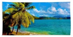 Haulover Bay Usvi Beach Sheet