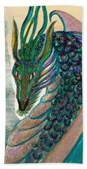 Healing Dragon Beach Towel