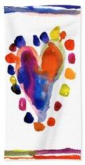 Heart Beach Sheet