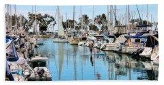Heat Relief  Beach Towel by Tammy Espino