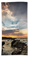 Heavenly Skies Beach Towel
