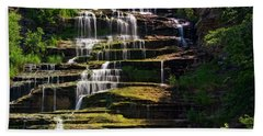 Hector Falls Beach Towel