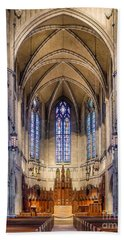 Heinz Chapel - Pittsburgh Pennsylvania Beach Sheet