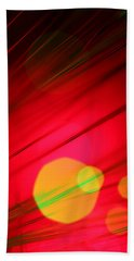 Here Comes The Sun Beach Towel by Dazzle Zazz