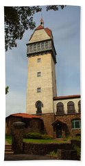 Heublein Tower Beach Towel