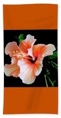 Hibiscus Spectacular Beach Sheet