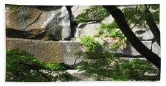 Hidden Waterfall Beach Towel
