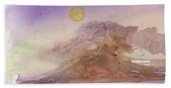 High Sierra Storm Beach Towel